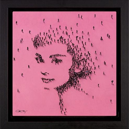 Princess by Craig Alan - Framed Limited Edition Dye Sublimation