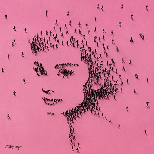 Princess by Craig Alan - Limited Edition Dye Sublimation